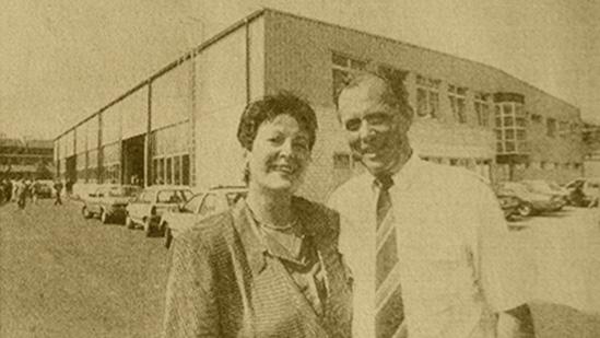 Doris und Hans Schreier - Historie