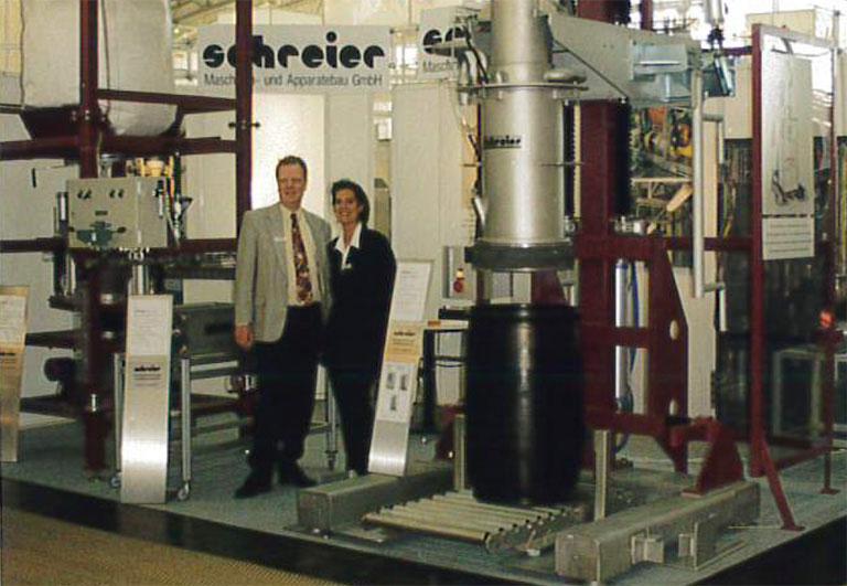 Hanover fair industry 1999
