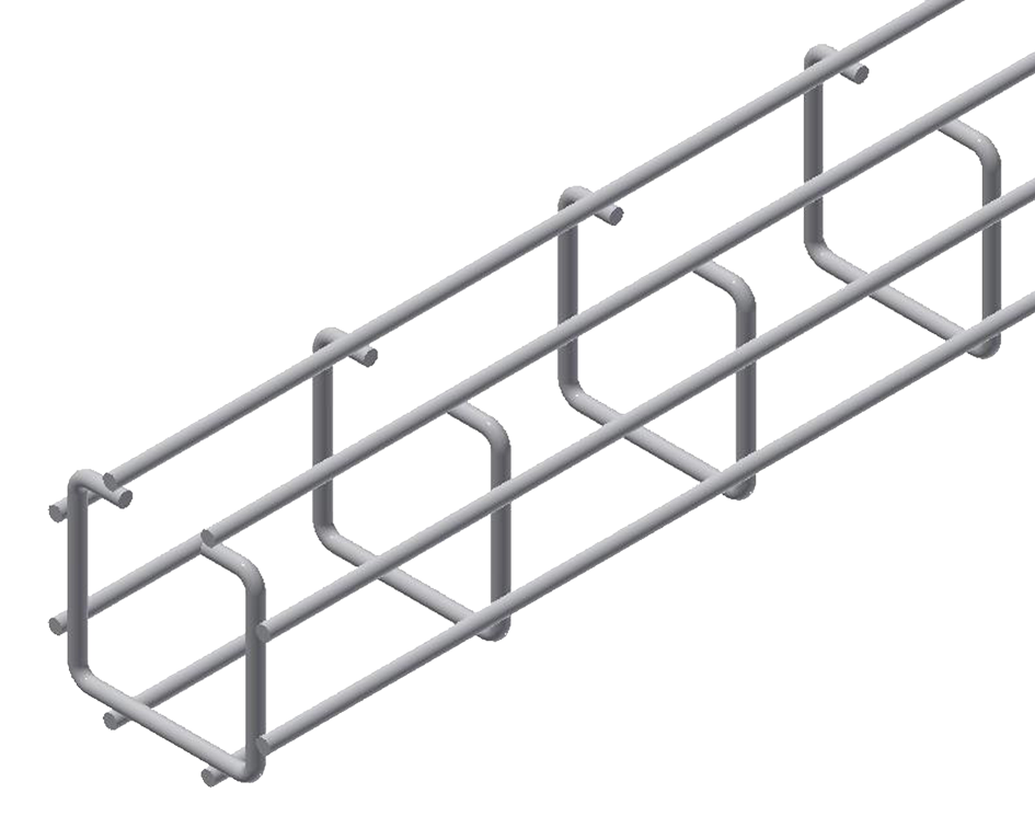 Products - Installation technology - Schreier C-grid cable trays