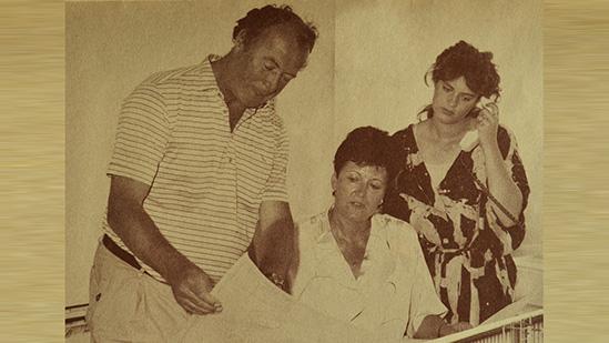 Schreier-Familienbetrieb - Historie