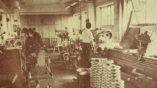 Schreier production Hagellochstraße - history