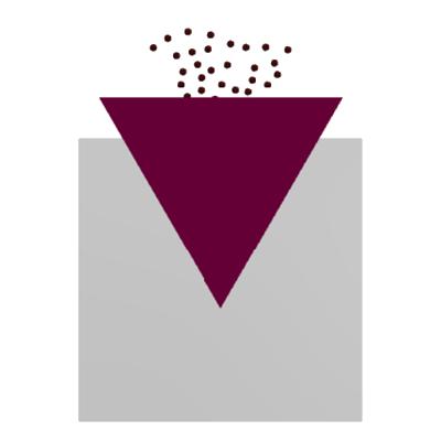 Befüllen Icon - Schüttguttechnologie