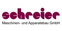 Logo Schreier Maschinen- und Apparatebau GmbH