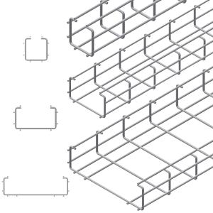 Schreier-C-grid cable trays