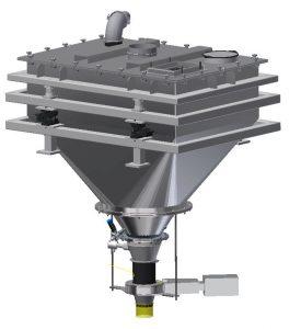 Schreier-Wägebehälter - Sondermaschinenbau