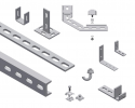 Products - Installation technology - Schreier support and auxiliary constructions